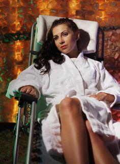 """Odpoczynek w grocie solnej w Klinice Uzdrowiskowej """"Pod Tężniami"""" #sanatory #ciechocinek #balneotherapy #salt #health"""