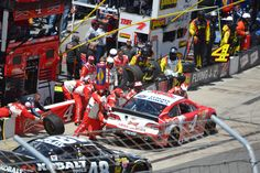 DOVER2014 HARICK AND JJ IN PITS