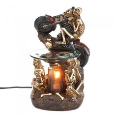 Fragrance Foundry 15256 Doom Rider Oil Warmer