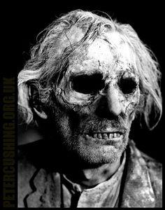 Peter Cushing as Arthur Grimsdyke