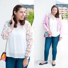 My lovely 'rainbow' bag ❤ - Temporada: Primavera-Verano - Tags: mimalditadulzura, fashion, fashionblogger, look, outfit, ootd - Descripción: Un look alegre y que define totalmente a la primavera, que gira en torno a este precioso bolsito arcoiris. ¿A que es una monada? :) #FashionOlé
