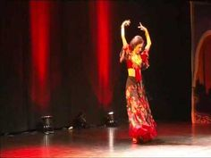 Schachlo - Russian Gypsy Dance - Video