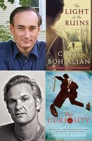 Book Snob: Lunch with Authors, Chris Bohjalian and Stephen P Kiernan