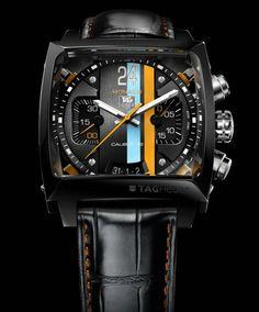 TAG Heuer Monaco 24 Concept Chronograph photo