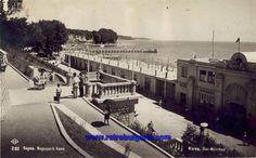 Морските бани - Варна някога - България в стари снимки и пощенски картички