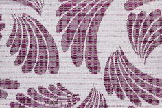 Tela de tapicería COSETTE color lila