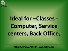 Idea for classes, offices etc.