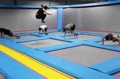 Fun for everyone this Easter at AirHop, Bristol