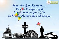 #Makar #Sankranti (#Uttarayana, Jan 14) is one of the most auspicious days for the Hindus. Makar Sankranti marks the transition of the Sun into Makara rashi (Capricorn) on its celestial path and is a major harvest festival. Owing to the vast geography and diversity of culture in India, this festival is celebrated for innumerable reasons and in innumerable ways depending on the climate, agricultural environment, cultural background and region.