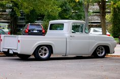 1957 Ford F100 Maintenance/restoration of old/vintage vehicles: the material for new cogs/casters/gears/pads could be cast polyamide which I (Cast polyamide) can produce. My contact: tatjana.alic@windowslive.com