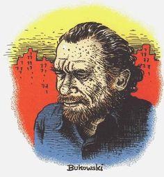 Bukowski By Robert Crumb