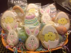 Easter Basket | Cookie Connection