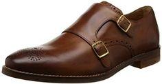 Cole Hann Double Monk Strap Shoes Lace Up Shoes, Men's Shoes, Dress Shoes, Nocona Boots, Backpacking Boots, Double Monk Strap Shoes, Lacoste Men, Penny Loafers, Grey Leather