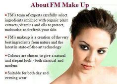 About our make up