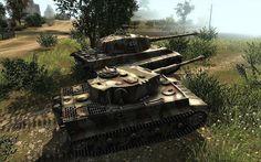 1600x1000 Free screensaver tiger tank