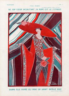 1922 Yvon Vidal Foll'modes