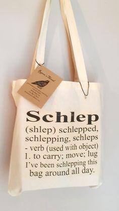 Schlep Definition