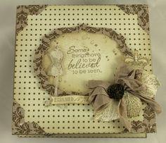 Bee Divine Designs - top of box
