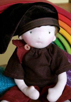 Waldorf doll waldorf doll boy small waldorf doll by tillytilda