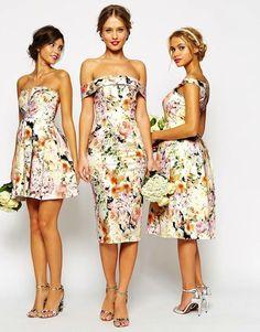 Vestidos para ser una dama de honor con mucho glamour - http://vestidosglam.com/vestidos-para-ser-una-dama-de-honor-con-mucho-glamour/