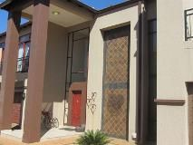 3 Bedroom House for sale in Emfuleni Golf Estate, Vanderbijlpark R 2 850 000 Web Reference: P24-101295385 : Property24.com Golf Estate, House Plans, Windows, Mirror, Bedroom, Furniture, Home Decor, Decoration Home, Room Decor