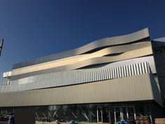 FINA2017 Budapest swimmingcomplex facade