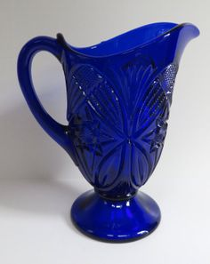 1000 Images About Glass Amp Crystal In Blue On Pinterest Cobalt Blue Cobalt And Cobalt Glass
