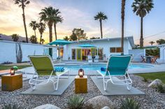 18 Outstanding Mid Century Modern Swimming Pool Designs That Will Leave You Speechless