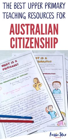 Our range of Australian Citizenship Teaching Resources for Upper Primary Students in Year 5 and Year 6 students have been designed to make your life easier and reduce your workload. All of our lesson and activities are meaningful, age appropriate and aligned with the Australian Curriculum. They are the ideal companion to your Australian History planning and lessons.  ACHASSK147 | ACHASSI131 | ACHASSI133