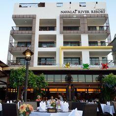Luxury Riverside resort in Bangkok. World Luxury Hotel award winner 2015. www.navalai.com #Navalai #navalairiverresort #navalaihotel #navalairesort #aquatinirestaurant #accommodation #awardwinner #artistic #thailand #travel #riversideresort #romantic #romantichotel #resort #honeymoonhotel #honeymoon #Hotel #igthailand #instatravel #instabangkok #instathailand #luxuryhotel #khaosanroad #khaosan #bangkok