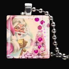 luv me a pink xmas! At my ebay store.