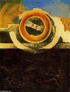 Max Ernst. La Roue de la lumière