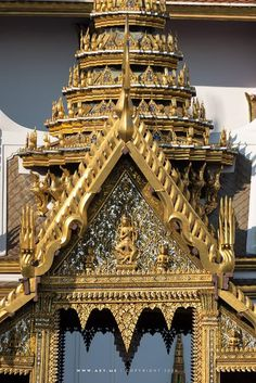 Culture Of Thailand, Old Building, Classical Architecture, Southeast Asia, Countries, Traditional, Art, Thailand, Classic Architecture