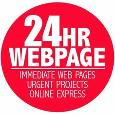 24hr WebPage from 24HrWebPage for $99.00