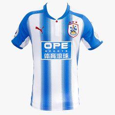 Huddersfield Town 17-18 Premier League Kit Released - Footy Headlines HOME  Huddersfield Town Fc 912bdf52d36da