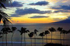 Sunset of Kaanapali, Maui, Hawaii Hawaii Honeymoon, Maui Hawaii, Hawaii Travel, Kauai, Island Girl, Big Island, Kaanapali Maui, Magical Photography, West Maui