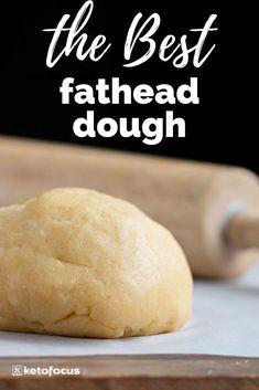 Fat Head Pizza Crust, Fat Head Dough, Fat Head Bread, Fathead Dough Recipe, Fathead Pizza Crust Recipe, Low Carb Pizza, Keto Fat, Keto Bread, Cheese Bread