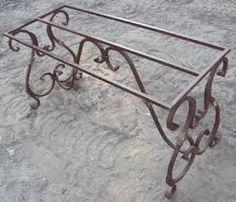 Znalezione obrazy dla zapytania iron table