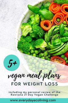 Are you looking to incorporate more plant-based meals into your weight loss journey? Check out these vegan meal plans for weight loss plus my complete Weight Loss Meal Plan, Easy Weight Loss, Lose Weight, Weight Loss Program, Vegan Challenge, Food Challenge, Workout Challenge, How To Become Vegan, Vegan Meal Plans