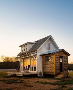 Cape Charles, Compact Living, Tiny House Movement, Tiny House Living, Prefab, Ale, Virginia, Sweet Home, Cottage