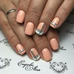 Дизайн ногтей с декоративной лентой – 20 фотографий   ВКонтакте