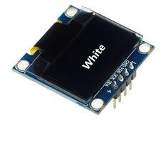 0.96 white 0.96 inch OLED module New 128X64 OLED LCD LED Display Module For arduino 0.96 IIC I2C Communicate #Affiliate