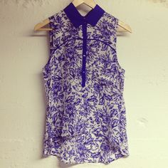 Obsessing over the Opal blouse by Greylin. #new #florals #romance #perfection