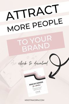My complimentary brand map workbook will teach you everything you need to know about how to start attracting more clients to your brand. Marca Personal, Personal Branding, Personal Finance, Application Pour Photo, Marketing Digital, Online Marketing, Brand Marketing Strategy, Content Marketing, Instagram Marketing