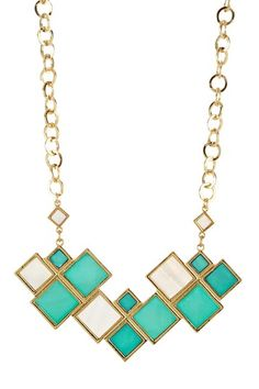 Mosaic Necklace by Standout Style: Jewelry Event on @HauteLook
