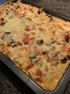 Meat Recipes, Mexican Food Recipes, Ethnic Recipes, Minced Meat Recipe, Pizza, Foods With Gluten, Beef Dishes, Enchiladas, Tapas