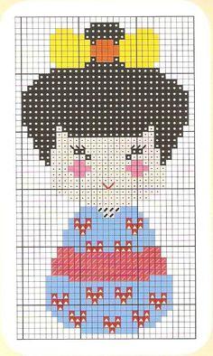 Gr%C3%A1fico+ponto+cruz+Kokeshi+2.jpg (528×882)