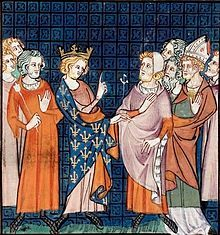 Council of Reims - In 1049 Pope Leo IX was invited to be present at the consecration of the church of Abbey of Saint-Remi at Reims. He accepted the invitation and announced that he would at the same time hold a council. This irritated King Henry I of France, since it was generally held that no pope could hold a council in Kingdom of France without first consulting the king, which Leo IX had neglected to do.