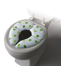 FROGGIE CUSHIE TRAVELER POTTY SEAT