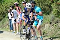 Giro d'Italia 2016 Stage 8: Brambilla over the top and 15 km to the finish